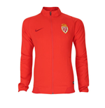 2015-2016 Monaco Nike Authentic N98 Jacket (Red)