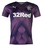 2015-2016 Rangers Third Football Shirt
