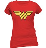 Wonder Woman T-shirt - Logo
