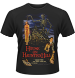 House On Haunted Hill T-shirt 147873