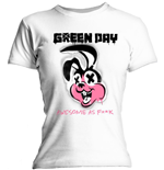 Green Day T-shirt - Road Kill