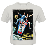 Bill And TED'S Excellent Adventure - Poster (Men's T-SHIRT)