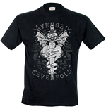 Avenged Sevenfold - Cloak And Dagger T-shirt