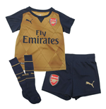 2015-2016 Arsenal Away Baby Kit