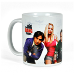 Big Bang Theory Mug - Cast