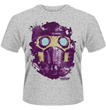 Guardians of the Galaxy T-shirt - Starlord Mask