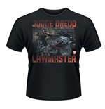 2000AD T-shirt Judge Dredd - Lawmaster
