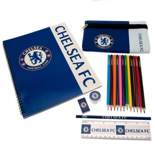 Chesea F.C. Ultimate Stationery Set