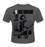 2000AD T-shirt Judge Dredd - I Am The Law 3