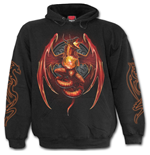 DRAGON'S Wrath - Hoody Black