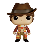 Doctor Who POP! Television Vinyl Figure 4th Doctor 9 cm