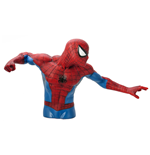 Marvel Comics Coin Bank Fighter Spider-Man 20 cm