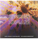 Vynil Jefferson Airplane - Last Stand At Winterland (2 Lp)