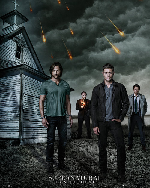Supernatural Church Mini Poster
