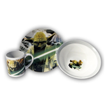Star Wars Breakfast Set Yoda