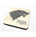 Game of Thrones Coaster Stark 6-Pack
