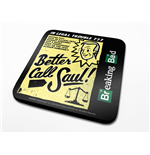 Breaking Bad Coaster Better Call Saul 6-Pack