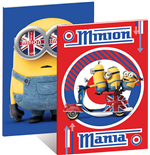 Minions Exercise Books A5 Minion Mania