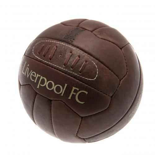 Liverpool F.C. Retro Heritage Football