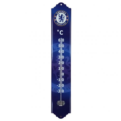 Chelsea F.C. Thermometer Sign
