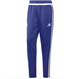 2015-2016 Chelsea Adidas Training Pants (Blue)