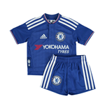 2015-2016 Chelsea Adidas Home Little Boys Mini Kit