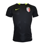 2015-2016 Lille Nike Flash Training Shirt (Black)