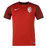 2015-2016 Lille Home Nike Football Shirt