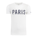 2015-2016 PSG Nike Core Plus Match Tee (White)