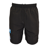 2015-2016 Newcastle Puma Leisure Shorts (Black)
