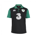 2015-2016 Ireland Alternate Classic Rugby Shirt