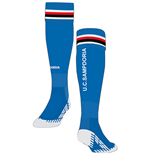 2015-2016 Sampdoria Joma Home Football Socks
