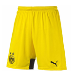 2015-2016 Borussia Dortmund Home Puma Shorts (Yellow)