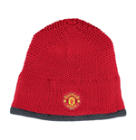 2015-2016 Man Utd Adidas Beanie Hat (Red)