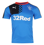 2015-2016 Rangers Puma Training Shirt (Blue)