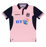 2015-2016 Scotland 7s Poly Alternate Rugby Shirt