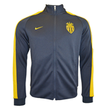 2015-2016 Monaco Nike Authentic N98 Jacket (Obsidian)