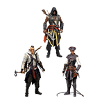 Assassin´s Creed III Action Figures 15 cm Series 2 Assortment (8)