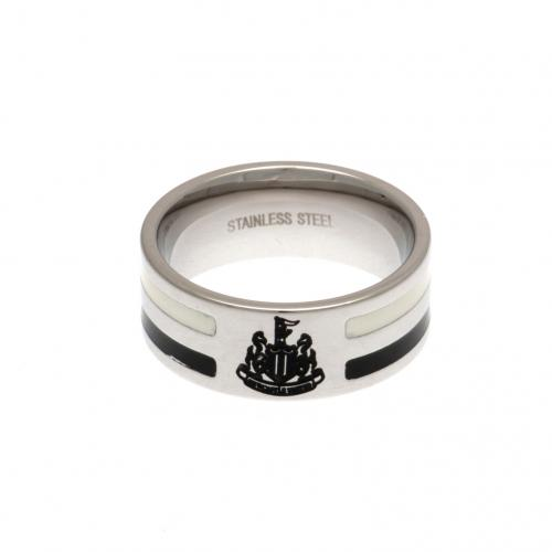 Newcastle United F.C. Colour Stripe Ring Large