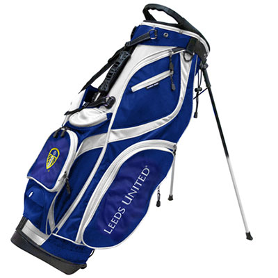 Leeds United F.C. Luxury Golf Stand Bag