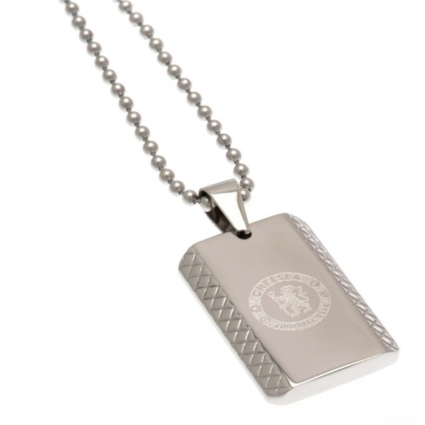 Chelsea F.C. Dog Tag & Chain PT