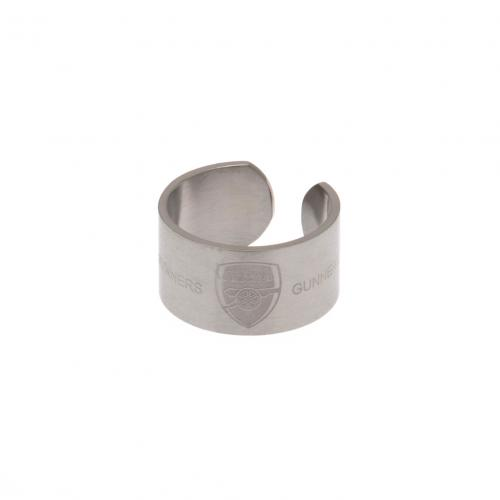 Arsenal F.C. Bangle Ring Medium