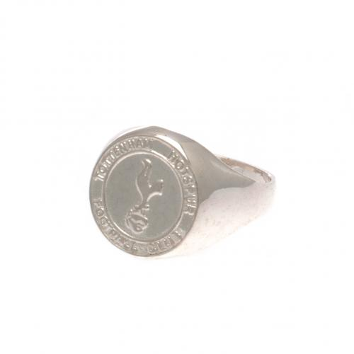 Tottenham Hotspur F.C. Sterling Silver Ring Small