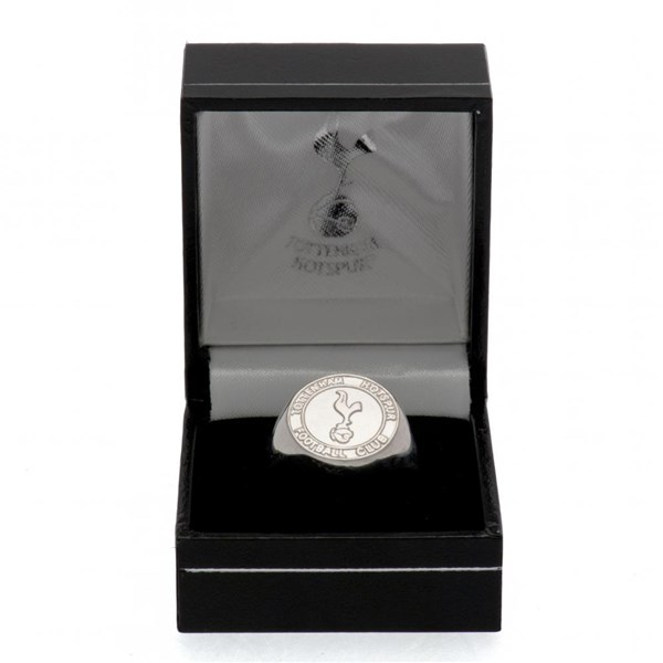 Tottenham Hotspur F.C. Sterling Silver Ring Medium