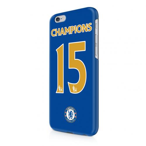 Chelsea F.C. iPhone 6 Hard Case Champions