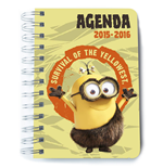 Minions School Diary Survival of Yellowest *Portugese Version*