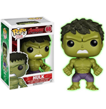 Avengers Age of Ultron POP! Vinyl Bobble-Head Hulk Glow In The Dark 10 cm