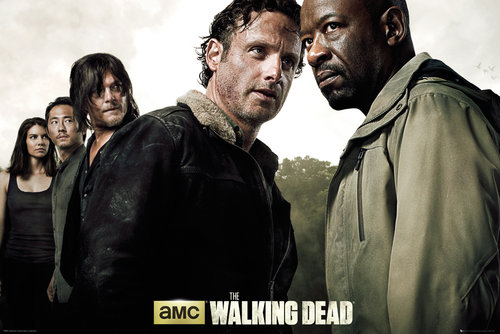 The Walking Dead Season 6 Maxi Poster