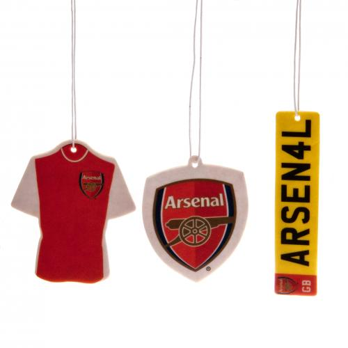 Arsenal F.C. 3pk Air Freshener