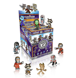 Guardians of the Galaxy Mystery Mini Figures 6 cm Display (12)